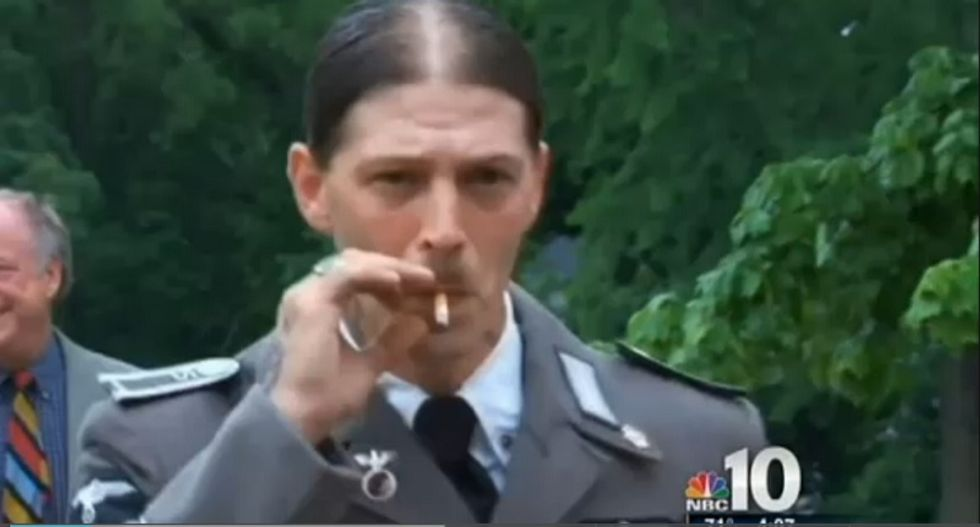 Nazi father of 'Adolf Hitler' finally arrested in Pennsylvania after going into hiding