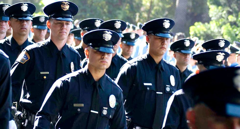 ACLU sues Los Angeles police over public records requests