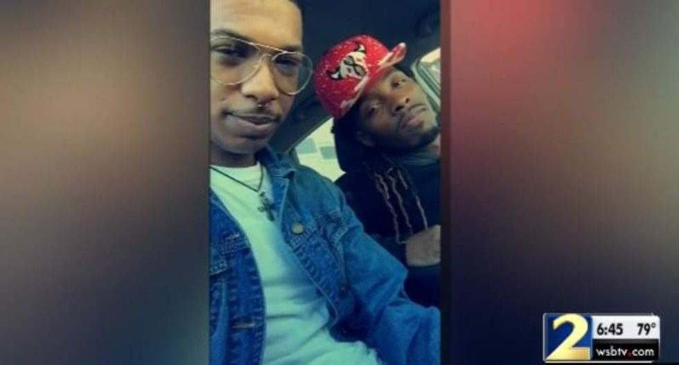Gay Atlanta couple hospitalized after man attacks them with scalding water in their sleep