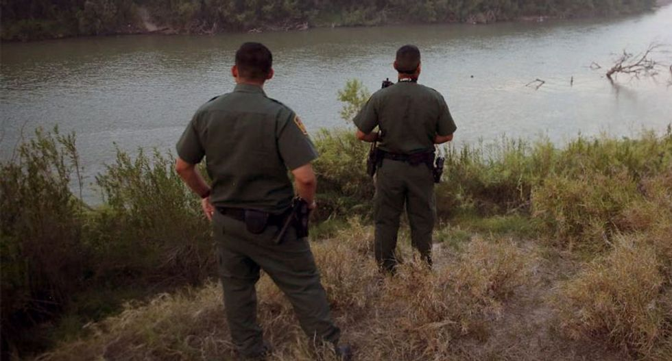 Trump administration reaches deal with Texas counties on immigration