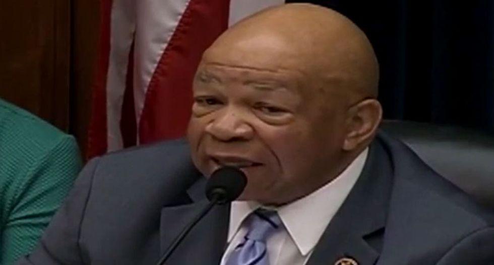 WATCH: Elijah Cummings annihilates Michigan governor Rick Snyder during Flint hearing