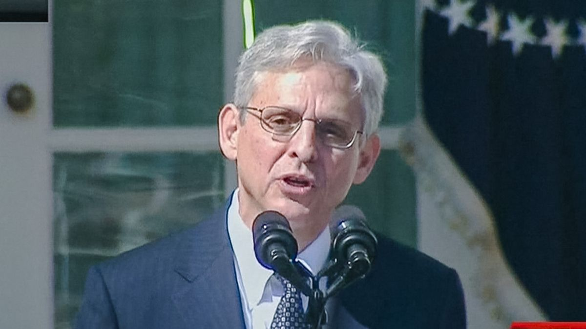 Merrick Garland to battle right-wing terrorism after career prosecuting extremism