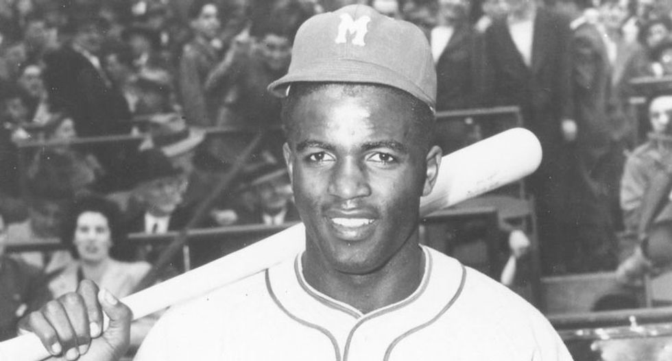 How politics played a major role in the signing of baseball great Jackie Robinson