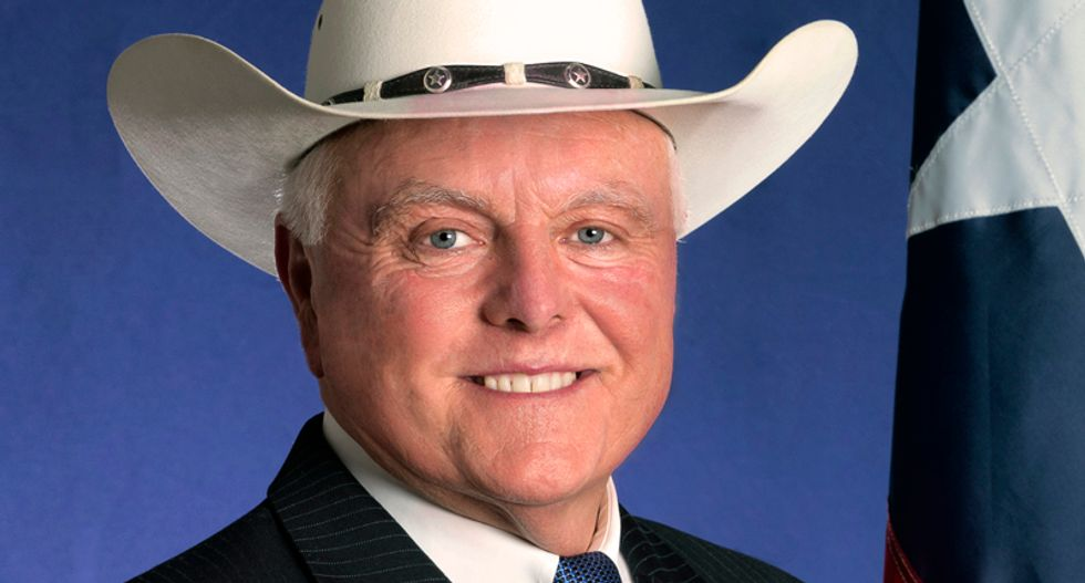 Texas lawmaker billed taxpayers for trip to Oklahoma to get pain-relieving 'Jesus shot'