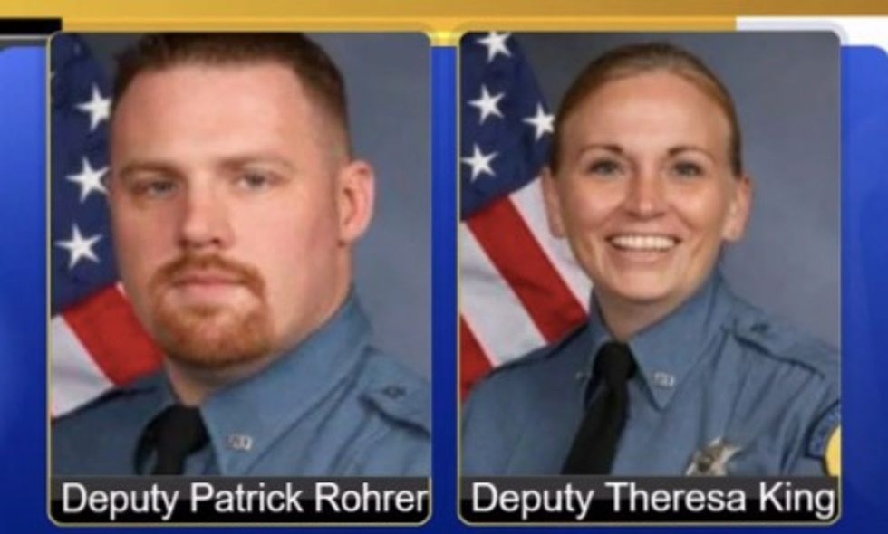 Second Kansas sheriff's deputy dies after she was shot during fight with prisoner
