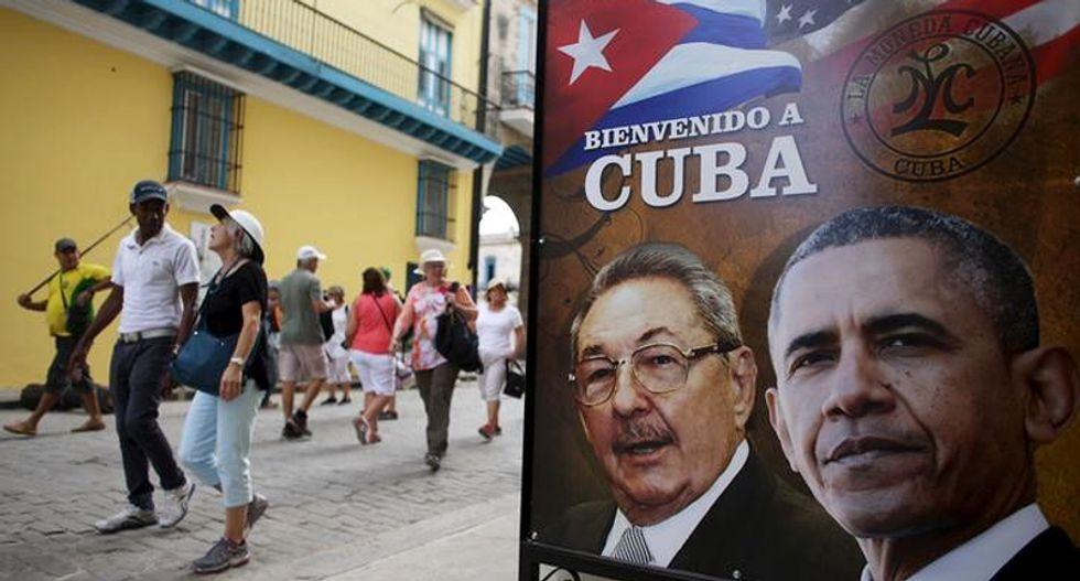 US bars Cuba's Raul Castro and family