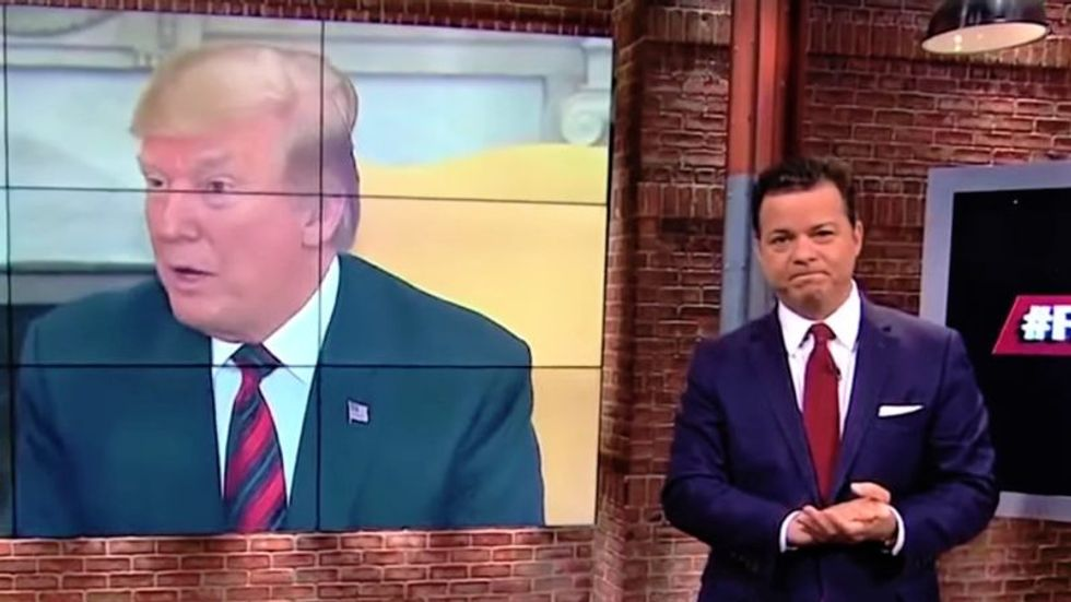 CNN's Avlon schools Trump on the history of impeachment -- and outlines his potential 'high crimes and misdemeanors'
