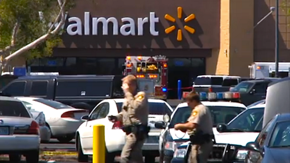 Walmart raises age for customers to purchase firearms to 21