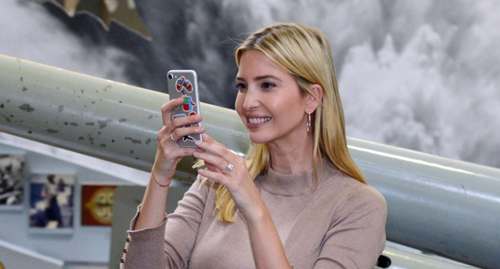 Ivanka is calling up senators to figure out whether her father should consider gun legislation: report