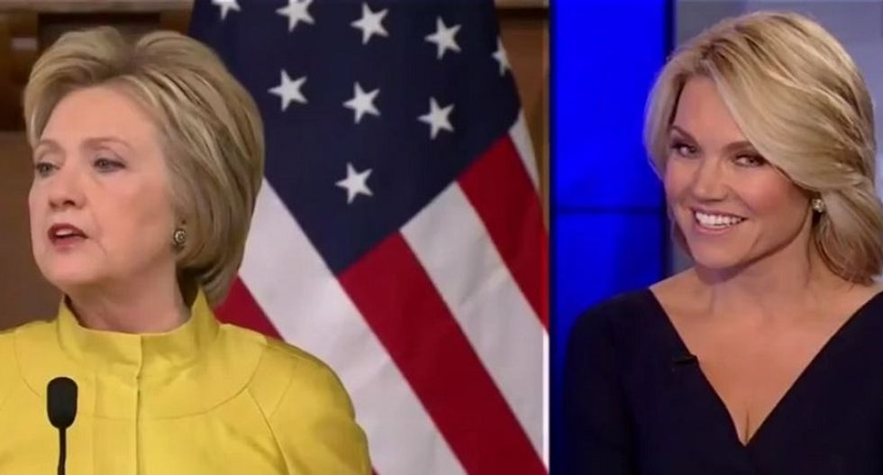 Fox News cuts away from Hillary Clinton's speech about ISIS to complain that she's 'too calm'