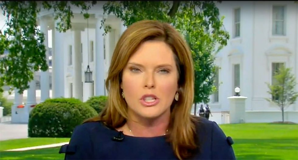 WATCH: White House aide rages at 'disgraceful' Democrats for being upset about ripping apart families