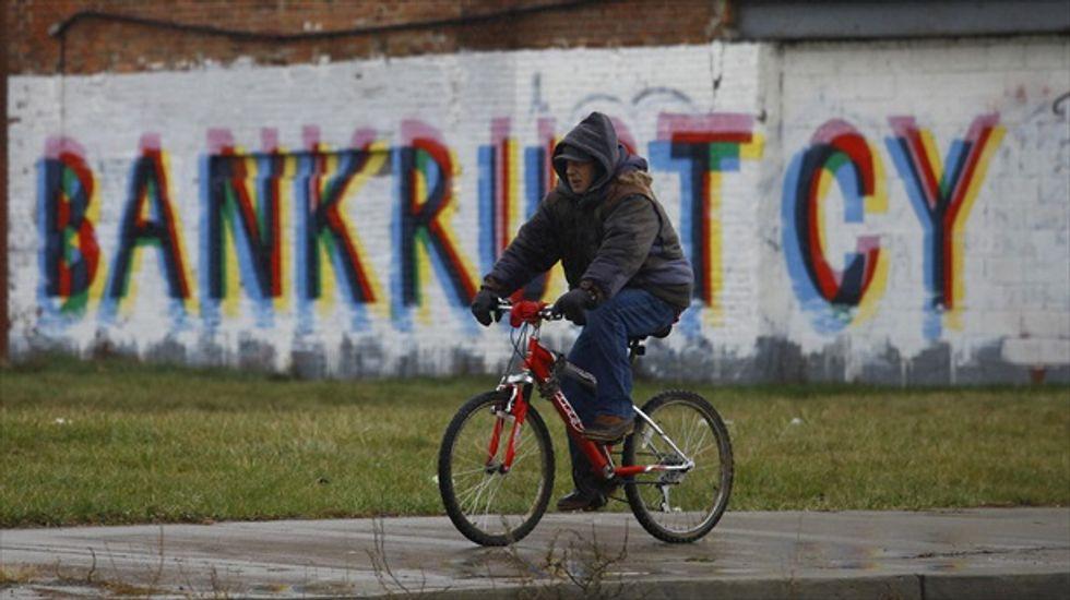 Bankruptcy judge approves $120 million loan for Detroit