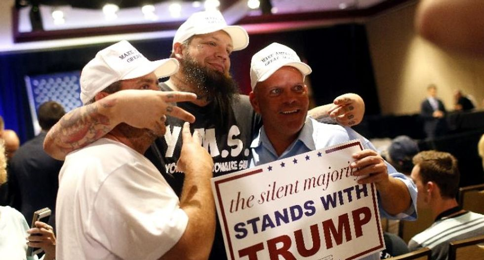 Trump supporters show a complete and utter disregard for objective reality