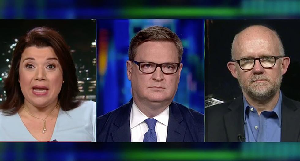 CNN's Rick Wilson and Ana Navarro tag team on Trump's 'horrible' immigration policy