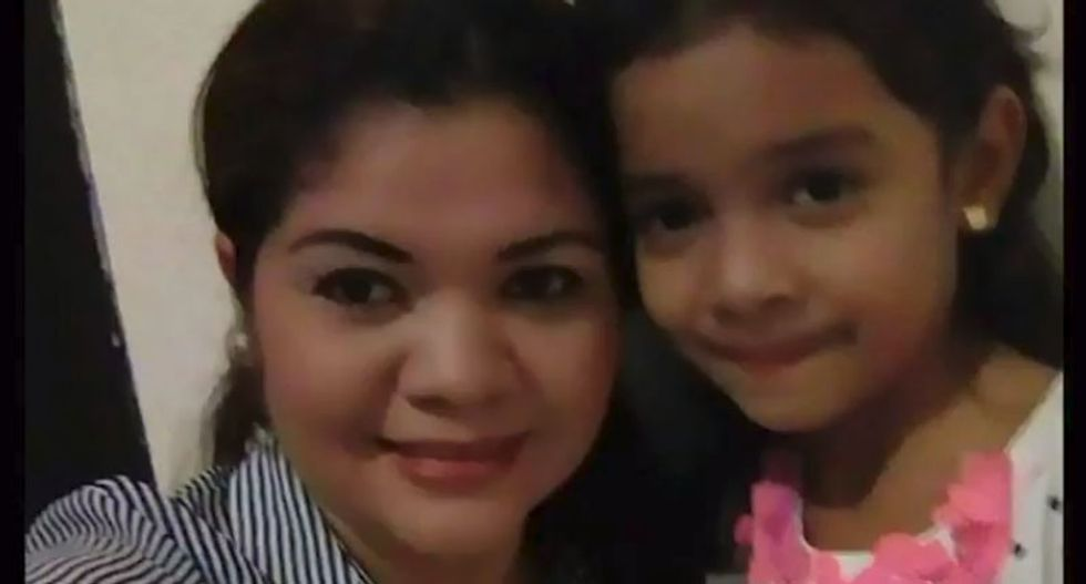 The 6-year-old migrant heard crying in border facility is still separated from her mother