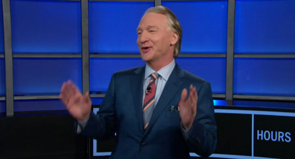 QAnon conspiracy kooks melt down after HBO's Bill Maher ridicules their bonkers theories in epic monologue