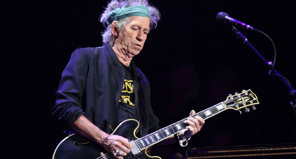 Night the Rolling Stones fired Trump: Keith Richards once pulled a knife to get him out of Atlantic City venue