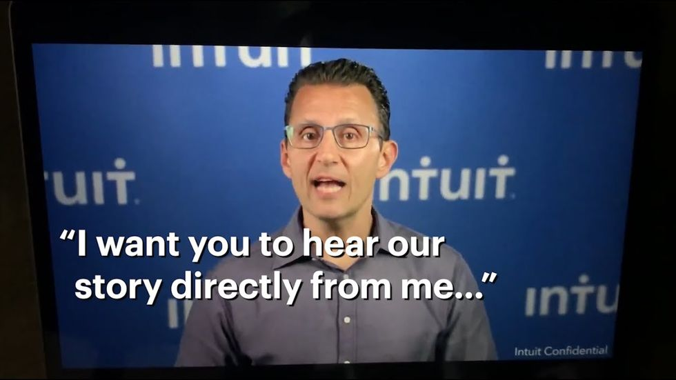 TurboTax CEO busted in leaked corporate video: Hiding free tax filing was in 'best interest of taxpayers'