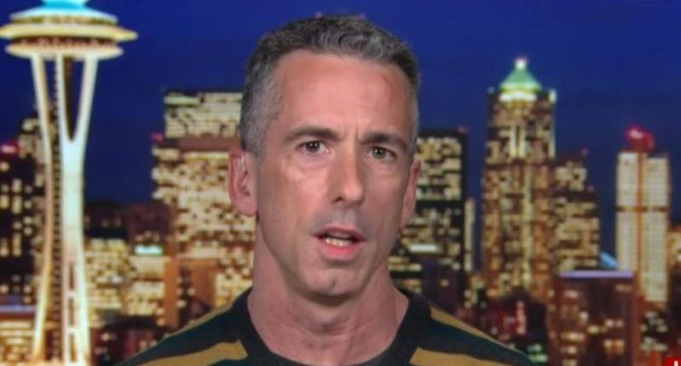 'We don't believe him': Dan Savage rejects Trump's attempt to foster LGBT-Muslim tensions
