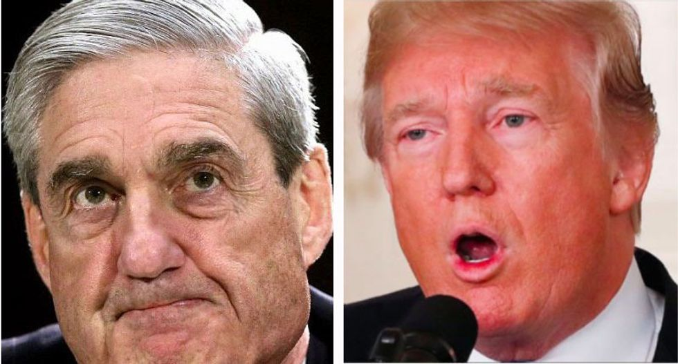 Ex-federal prosecutor: White House counsel's role in Comey firing could help Mueller's obstruction case on Trump