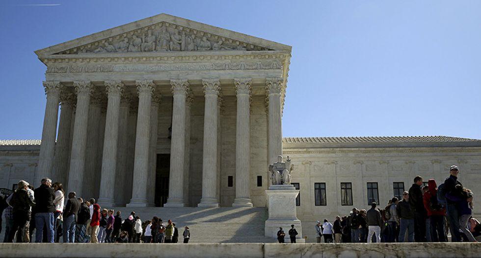 Supreme Court takes fewer cases in effort to avoid 4-4 deadlocks