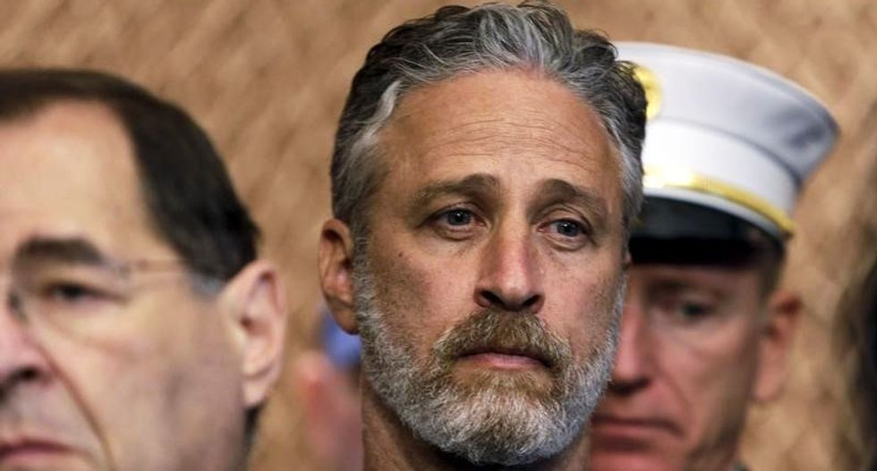 Bull saved by Jon Stewart after it escaped from slaughterhouse goes free - but there is a price