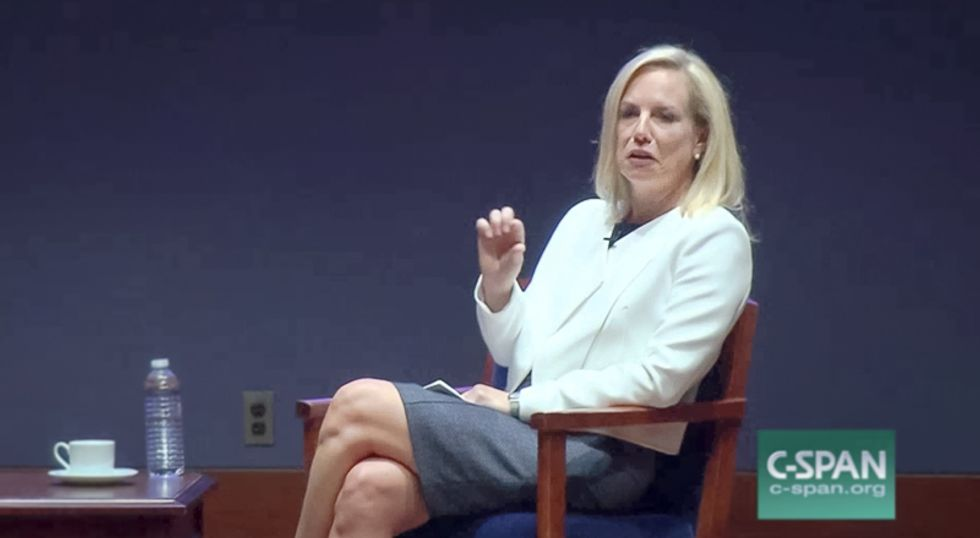 DHS Secretary Kirstjen Nielsen: Russia was not 'taking sides' when it hacked 2016 election to help Trump