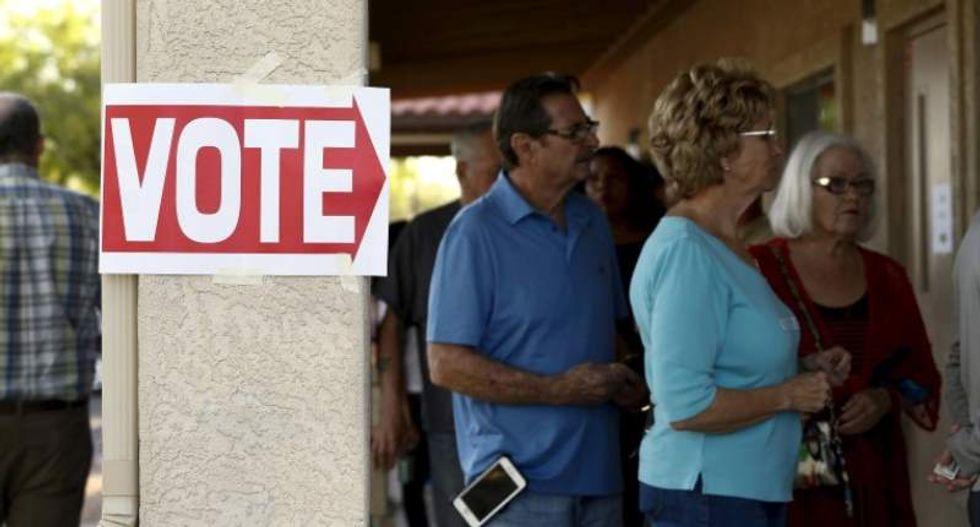Justice Department investigates presidential primary 'fiasco' in Arizona