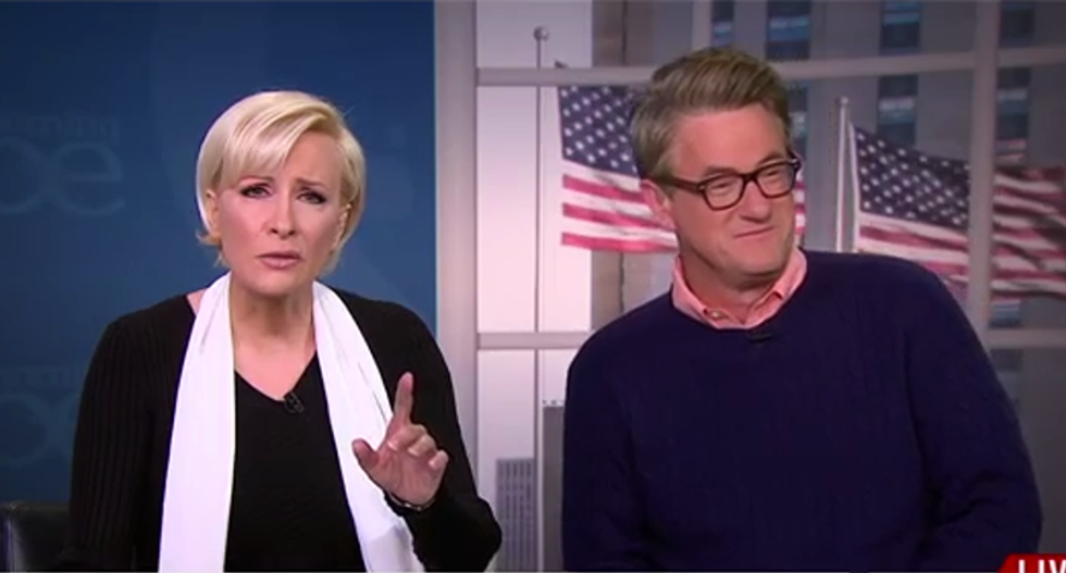 Morning Joe shreds Trump for attacking those 'who don't measure up' to his image of 'superior race'
