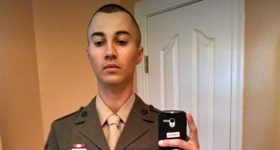 Nazi-loving Marine to be imprisoned and booted from the Corps