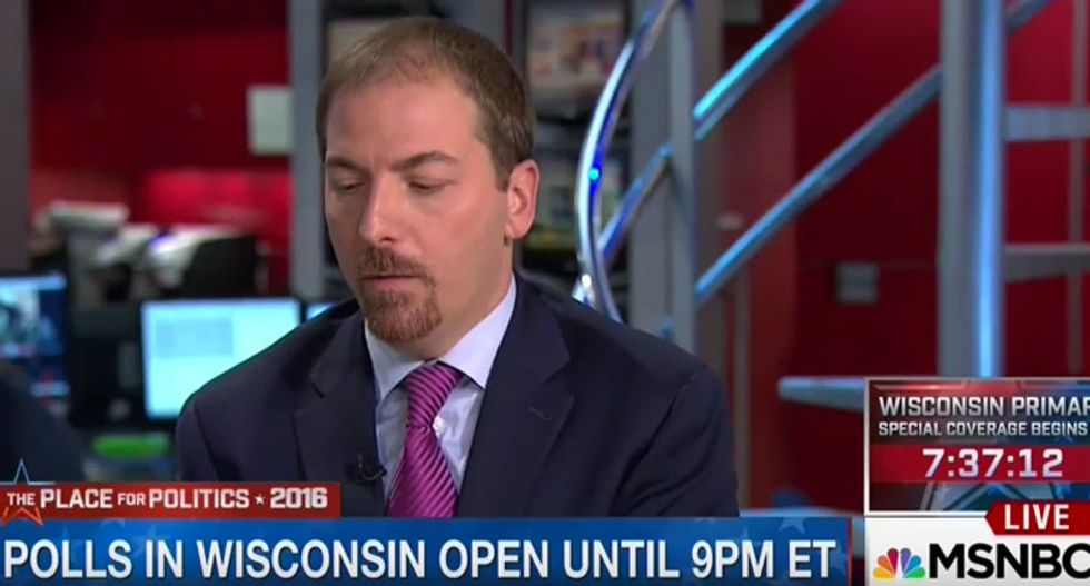 Chuck Todd: Bernie can get superdelegate votes by threatening them with primary challenges