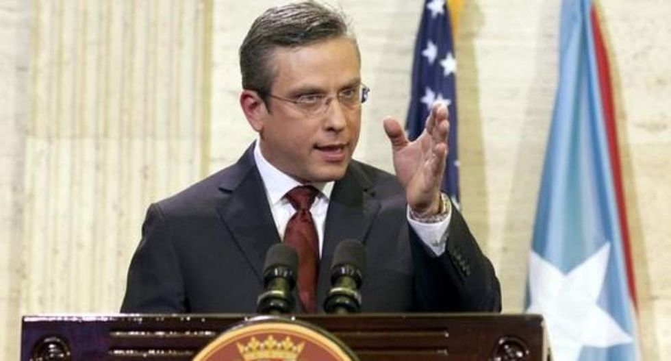 New Puerto Rico governor signs fiscal emergency law