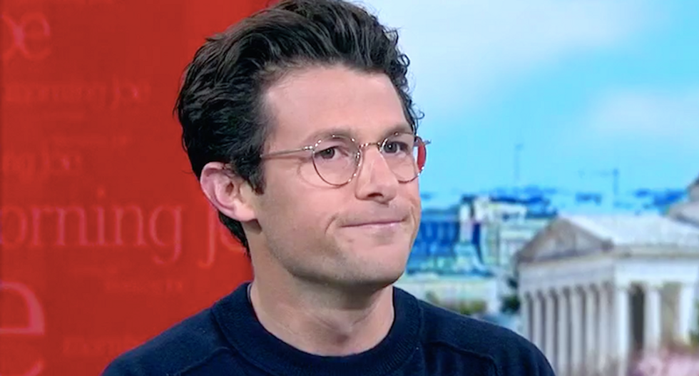 MSNBC reporter shocked by Trump's child jails: 'One of the most despicable moments in modern American history'