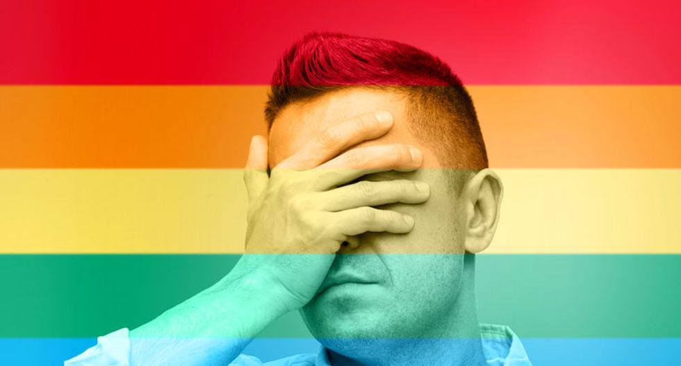 Shocking report finds acceptance of LGBTQ people is rolling backwards in the age ofTrump