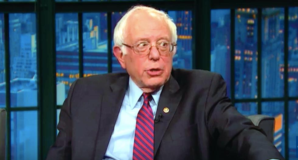California or bust: Bernie Sanders charts a White House path