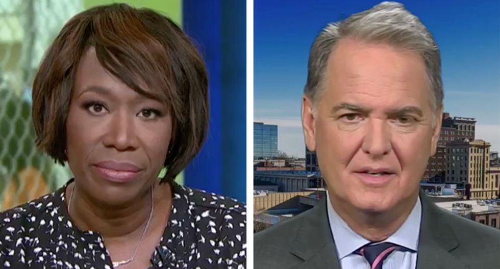 WATCH: MSNBC's Joy Reid shames Trump immigration apologist over blatant racism behind policy