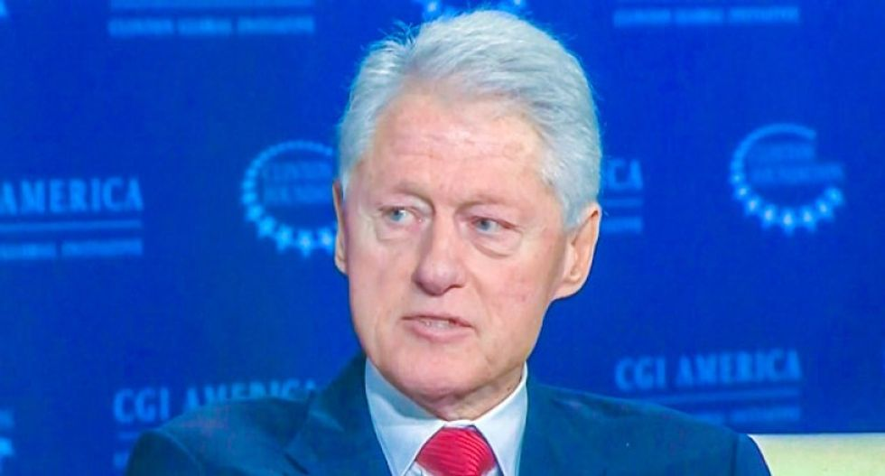 State Department vetted Bill Clinton's contacts, emails show