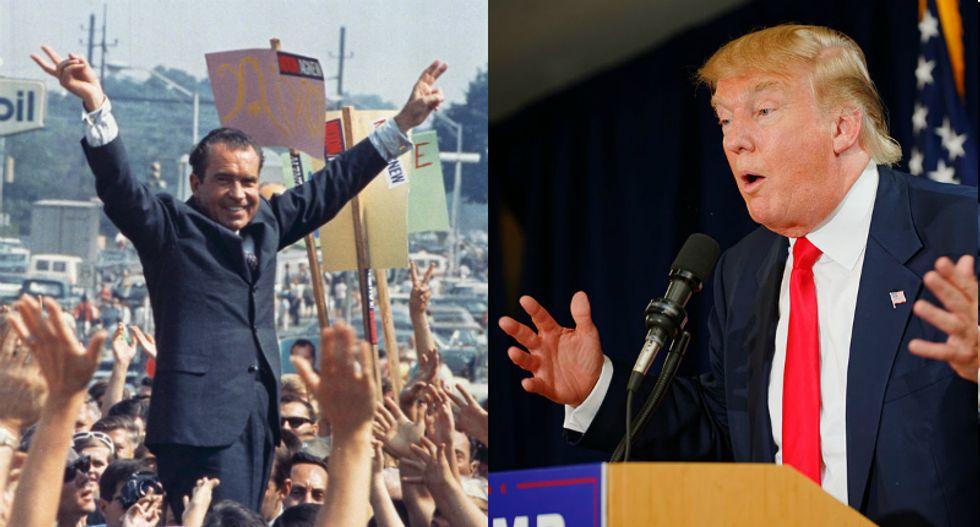 'Saturday Night Massacre': Trump's firing of Comey compared to Nixon Watergate firings