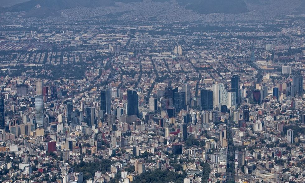 How corruption is hurting Mexico City's efforts to tackle air pollution