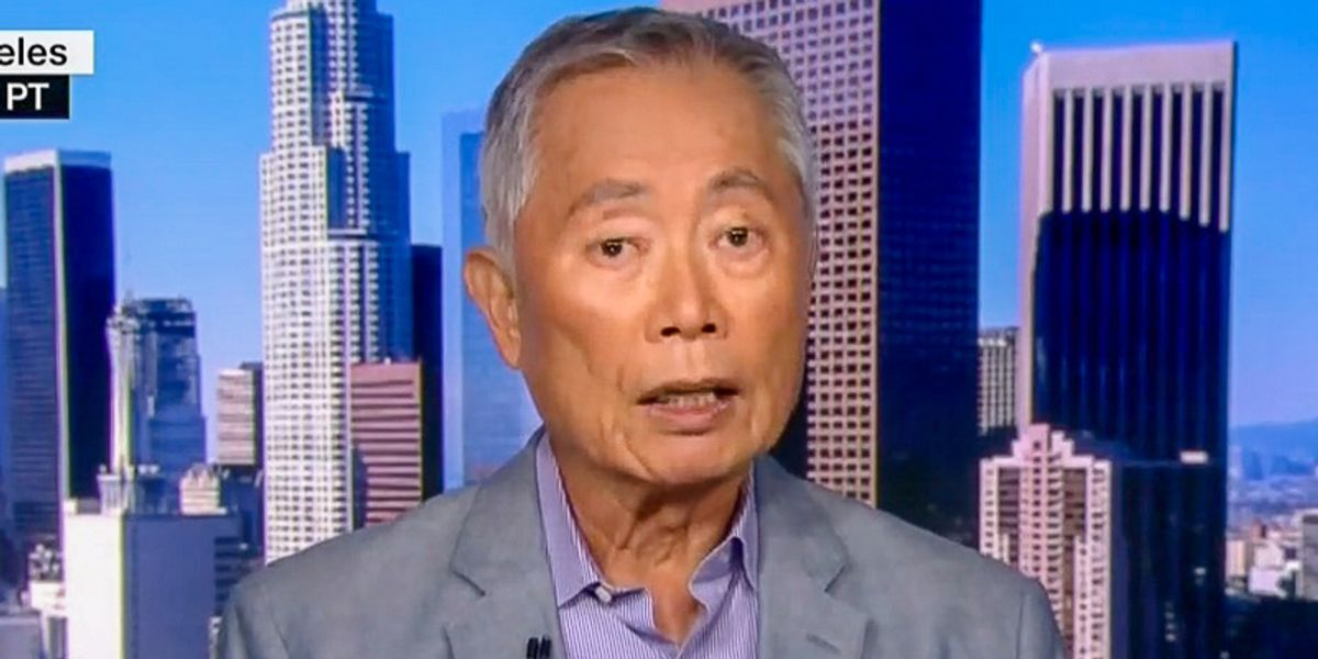 George Takei sets the GOP straight on the question of 'unity' -- and history