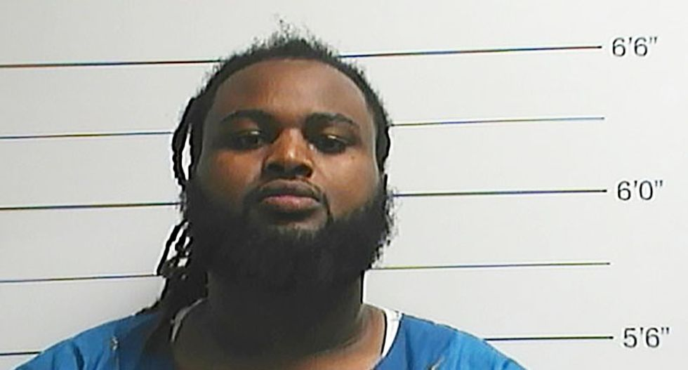 Suspect charged in road rage killing of former New Orleans Saints player Will Smith