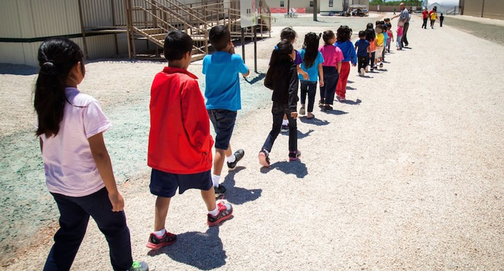 US separated 'thousands' more immigrant children: watchdog