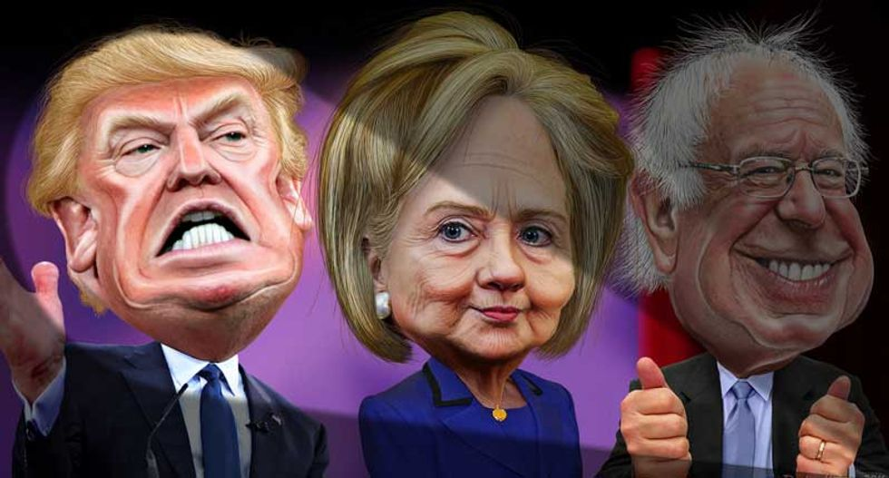 What new polls say about Trump-Clinton fight in Ohio, Florida, Pennsylvania