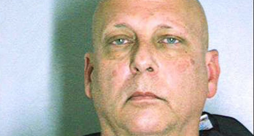Ex-cop drank poison in court as jury foreman read guilty verdict for molesting 9-year-old family member