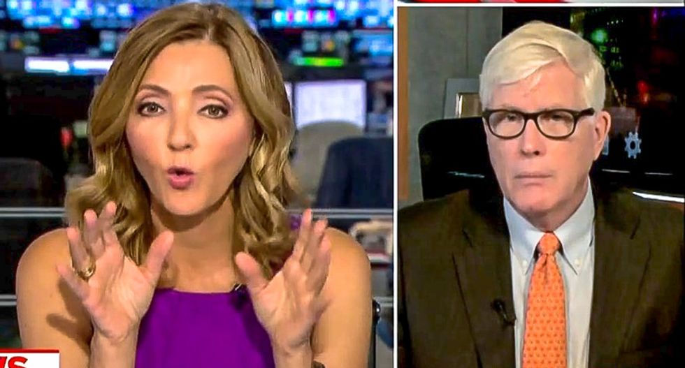 'Oh, come on': MSNBC host torpedoes Hugh Hewitt for claiming 'precedents matter' only in Kavanaugh nomination