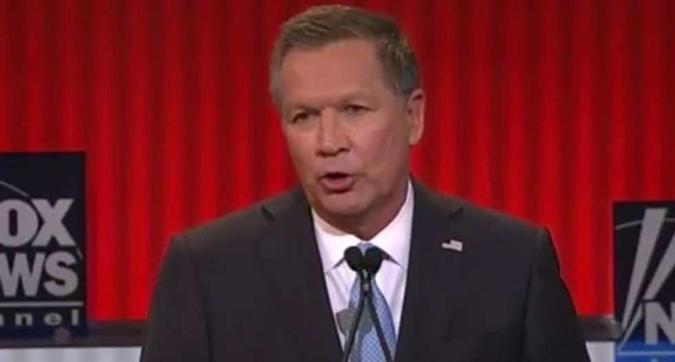 WATCH LIVE: CNN hosts John Kasich in first of three Republican town hall events