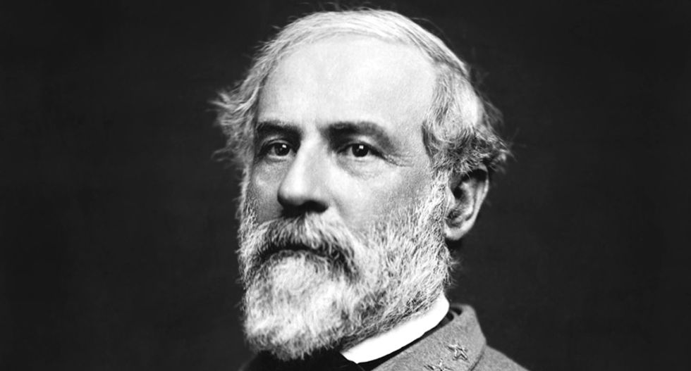 A historian explains why Robert E. Lee wasn't a hero -- he was a traitor