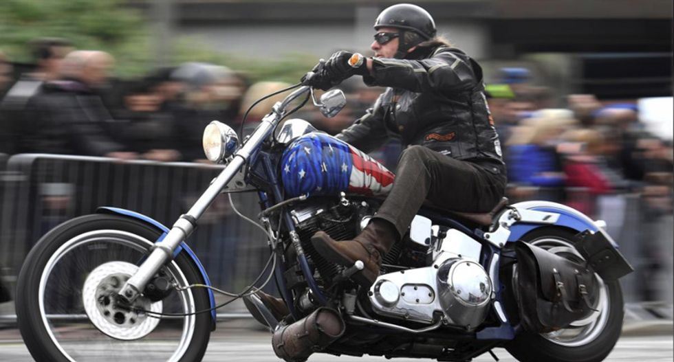 Harley-Davidson to move some production out of US as Trump's trade war backfires