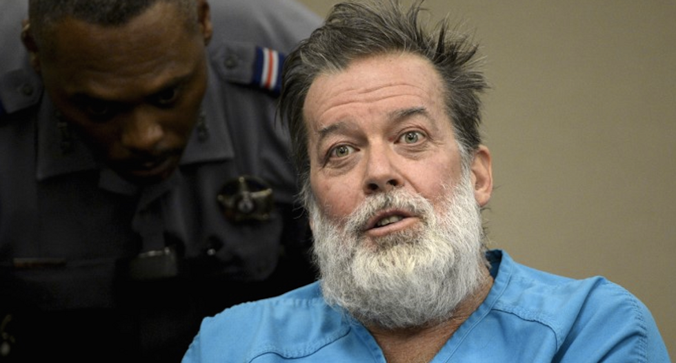 Colorado clinic shooter hoped fetuses would thank him in heaven for stopping abortions