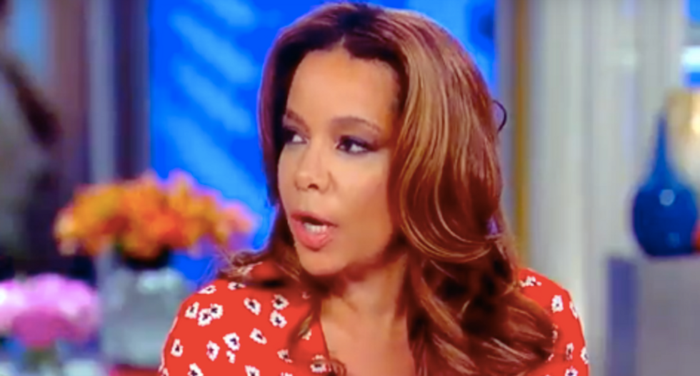 The View's Sunny Hostin calls out Sarah Sanders defenders: 'This administration is the height of not civil'